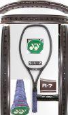 【中古テニスラケット】ヨネックス R-7