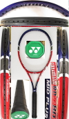 【中古テニスラケット】ヨネックス URD Ti80/MP