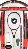 【中古テニスラケット】バボラ ピュアストライク100(2013年モデル)