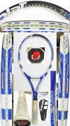 【中古テニスラケット】バボラ ピュアドライブ ライト(2009年)