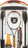 【中古テニスラケット】ブリヂストン X-ブレード3.2MP