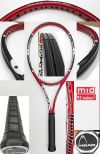 【中古テニスラケット】ヘッド フレックスポイント プレステージMID