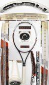 【中古テニスラケット】ヘッド ユーテック グラフィンスピードMP(16×19)