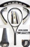 【中古 テニスラケット】 プリンス O3スピードポート ホワイト