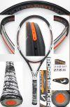 【中古テニスラケット】ボリスベッカー ベッカーV1 OS
