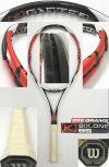【中古テニスラケット】ウイルソン ・[K]SIX-ONE95 USモデル