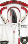 【中古 テニスラケット】ウイルソン  SIX.ONE 95L (16×18)
