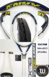 【中古テニスラケット】ウイルソン ENVY110UL(海外モデル)
