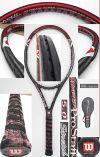 【中古テニスラケット】ウイルソン・ハイパープロスタッフ5.0ストレッチ95