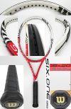 【中古テニスラケット】ウイルソン  SIX.ONE95US