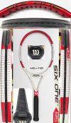【中古テニスラケット】ウイルソン  SIX.ONE95(16×18)