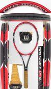 【中古テニスラケット】ウイルソン プロスタッフRF97