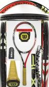 【中古テニスラケット】ウイルソン  SIX.ONEツアーBLX