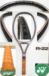 【中古テニスラケット】ヨネックス R-22