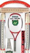 【中古テニスラケット】ヨネックス RQS33